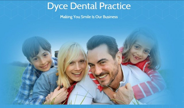 New Website for Dyce Dental Practice