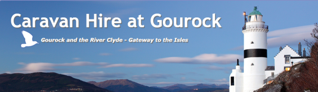 New website created for Caravan Hire Gourock